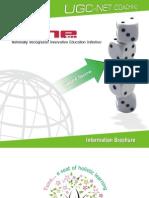 Ugc Net E-brochure