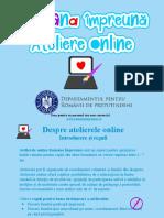 Atelier Online de Grădinărit