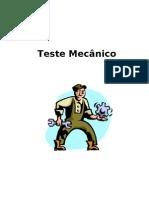Teste Mecanico