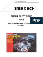 Manual Treuil 12000lb WF08 FR
