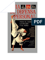 Guía de defensa personal
