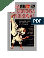 Guía de defensa personal