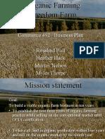 Organic Farming Final Presentation