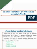 le module numpy _ cours detaillé
