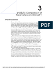 FilePages From Chapter 3. FETs and BJTs - Comparison of Parameters and Circuitry