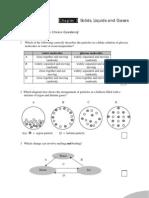 Particulate Nature of Matter_worksheett