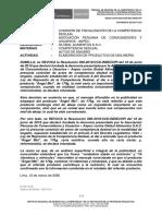 0052-2020-SDC-INDECOPI  - Aspec vs. Global Alimentos Angel Mel