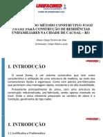 Apresentação - TCC1 - Diego