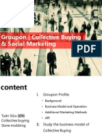 Groupon PDF | Initial Public Offering | Stocks