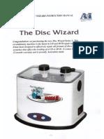 DiskWizard.three - User Guide FAQ - INSTRUCTION MANUAL -