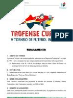Regulamento Trofense Cup 2011