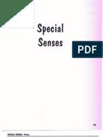 Special Senses - Lab Supplement