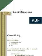C1 Linear Regression