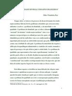 Atualidade Mundial e Desafios Brasileiros