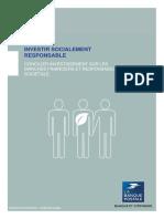 Brochure Commerciale ISR