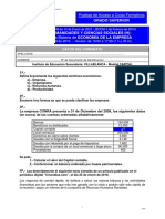 Madrid 2010_Examen Economia Empresa Grado Superior