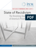 Pew Center on the States Recidivism Report