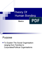 On Human Bonding
