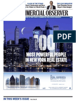 The Commercial Observer - May 11, 2010