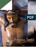 SEMANA SANTA 2011 GÜIMAR- PROGRAMA DE ACTOS