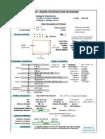 Análisis y Diseño de Vigueta de Entrepiso - Perlines v1.5