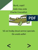 crocodilul Charlie