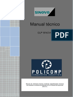Manual técnico CLP SINOVO. Ha we c
