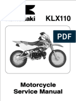 Kawasaki Klx150L Manual | Gasoline | Clutch
