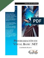 Libro (Libro PDF) - Manual Programacion Visual Basic