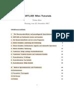 MATLAB_MiniTutorials