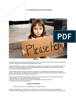 Year for Combating Poverty and Social Exclusion