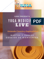 Yoga Medicinal Live