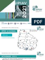 Presentación SIPIAV 2021