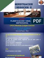 ADM-NEG II- 2011-Unidad I