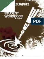 CAHSEE Algebra 1 Student Text - UC Davis - August 2008