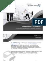 AXG Tecnonexo - Presentación Corporativa