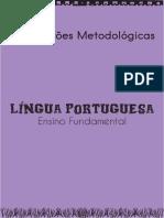 Caderno de Orientações Metodológicas - Ensino Fundamental - Língua Portuguesa - 1º e 2º Ano(1)