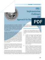 IFRS-Implementation Challenges and Approaches for Banks