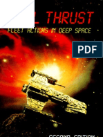 Full Thrust Rulebook 2nd Edition