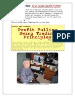 Profit Pulling Principles