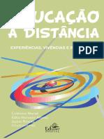 Educação a distância_experiências, vivências e realidades.