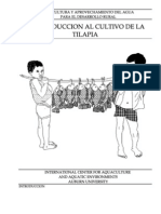 tilapìa