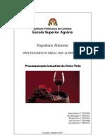 Process Amen To Industrial Vinho Tinto PGA 07 08