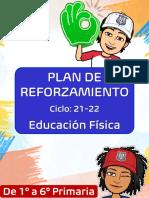 2. Plan de Reforzamiento Ciclo 2021-2022 (Semana Del 13 Al 17 de Septiembre)
