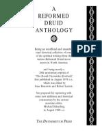 A Reformed Druid Anthology