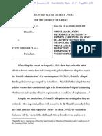 Order Granting Motions to Dismiss Pelekai