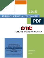 4 Cours Otc Introduction a l Economie