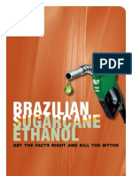 Myths vs Facts Brazil Sugarcane