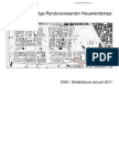 Stedenbouwkundige Randvoorwaarden Nieuwlandstraat Januari 2011