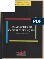 Les marchés de s capitaux français